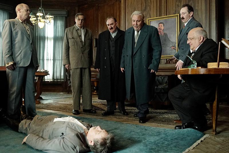 Кадр из фильма«Смерть Сталина»
