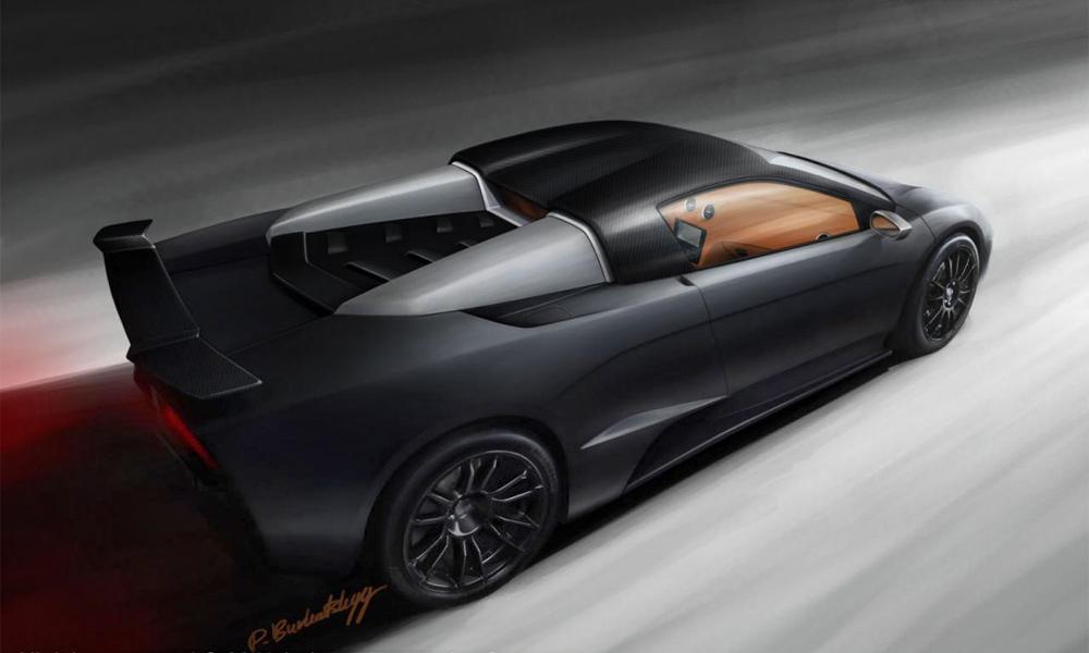 Arrinera Automotive supercar