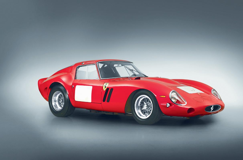 Абсолютный рекорд удерживает Ferrari 250 GTO выпуска 1962-1964 годов. За это время изготовили всего 39 экземпляров. 15 августа 2014 года аукционный дом Bonhams на торгах в Монтерее продал один из них за $38 115 000
