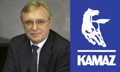 Гендиректор КамАЗа Сергей Когогин