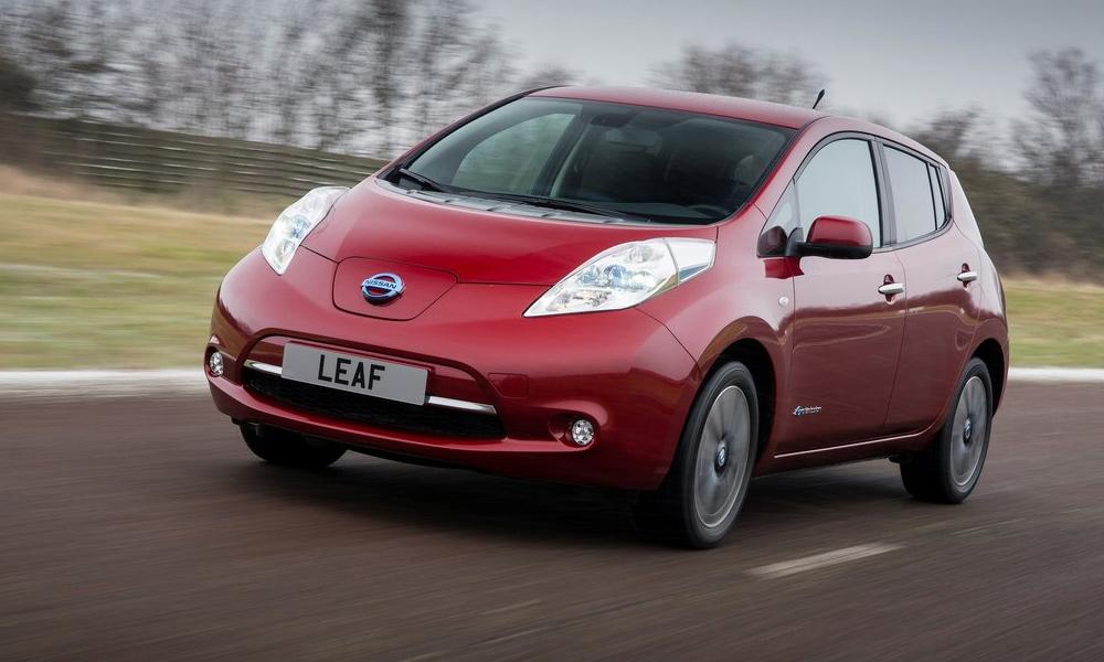 Nissan Leaf стал самым продаваемым электрокаром в мире