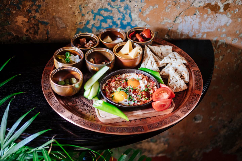 Турецкий завтрак на двоих