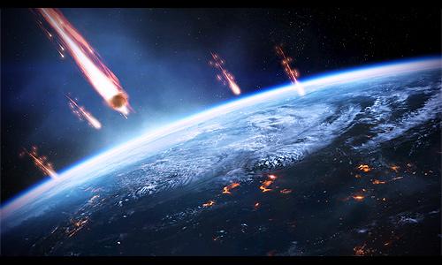 Что делать, если на капот упал метеорит
