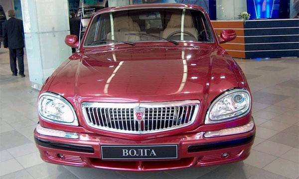 Волга получила двигатель DaimlerChrysler