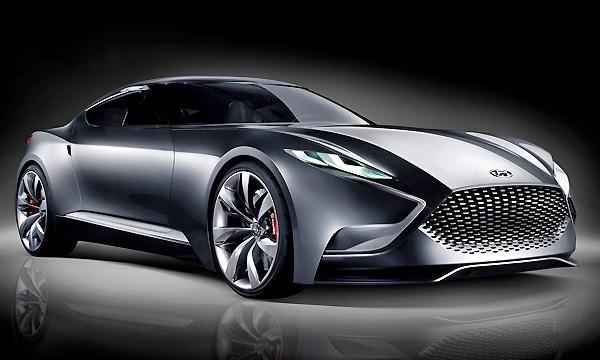 Hyundai рассекретил прототип будущего Genesis