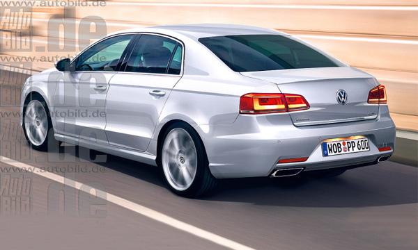 Volkswagen Passat превратят в кабриолет