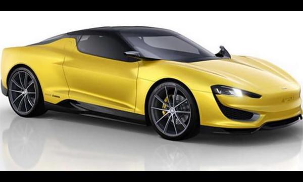 Magna Steyr показала новый двухместный спорткар