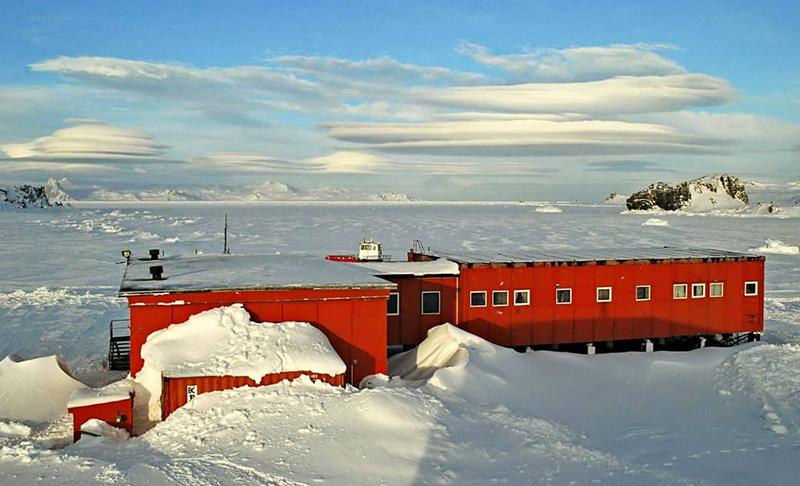 Российская антарктическая станция «Беллинсгаузен»