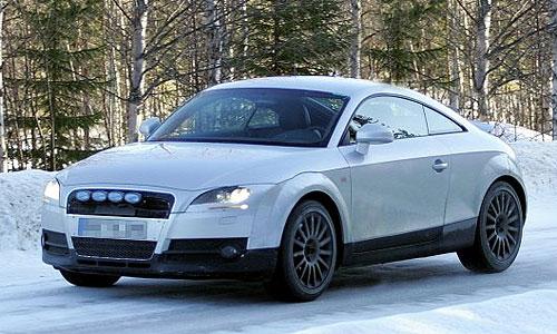 Новая Audi TT дебютирует в Нью-Йорке
