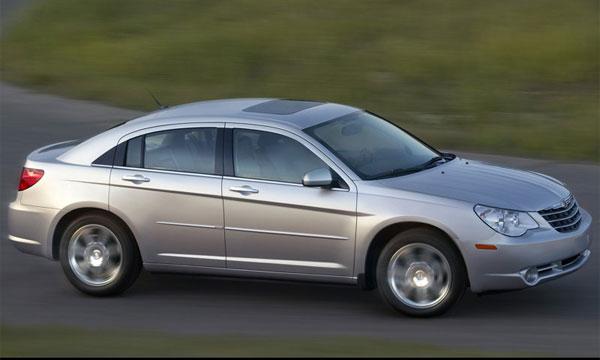 Chrysler Sebring станет кабриолетом