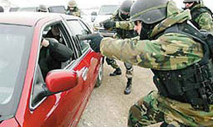 В Москве задержана банда, провоцировавшая ДТП
