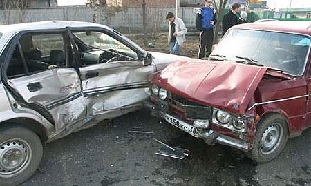 Вчера в Петербурге и Ленобласти произошло 8 крупных автоаварий