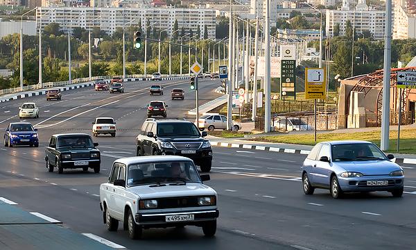 ГИБДД Белгородской области начала выдавать крымские номера