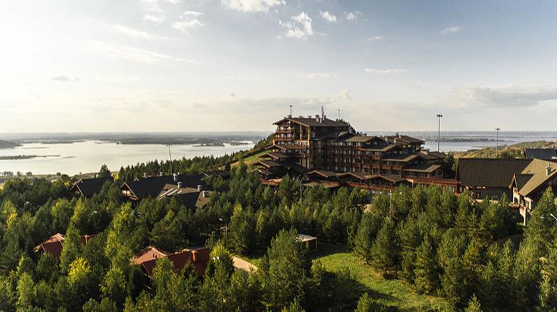 Курорт «Свияжские холмы»