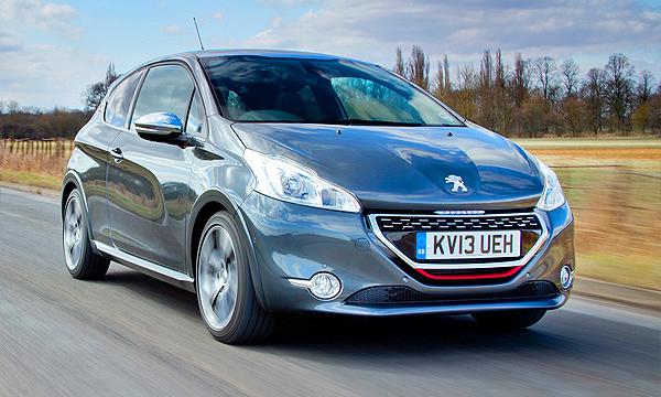Peugeot 208 R: больше спорта