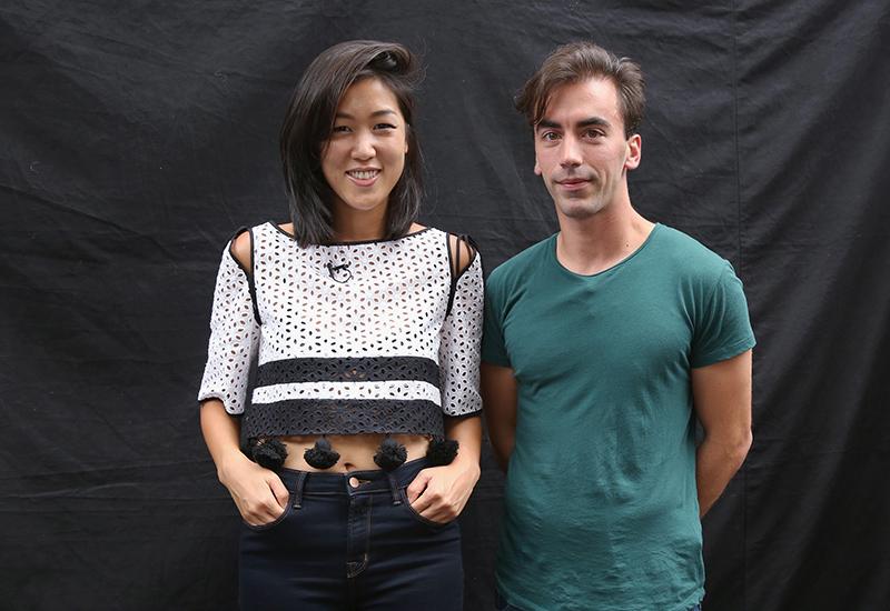 Лора Ким и Фернандо Гарсия