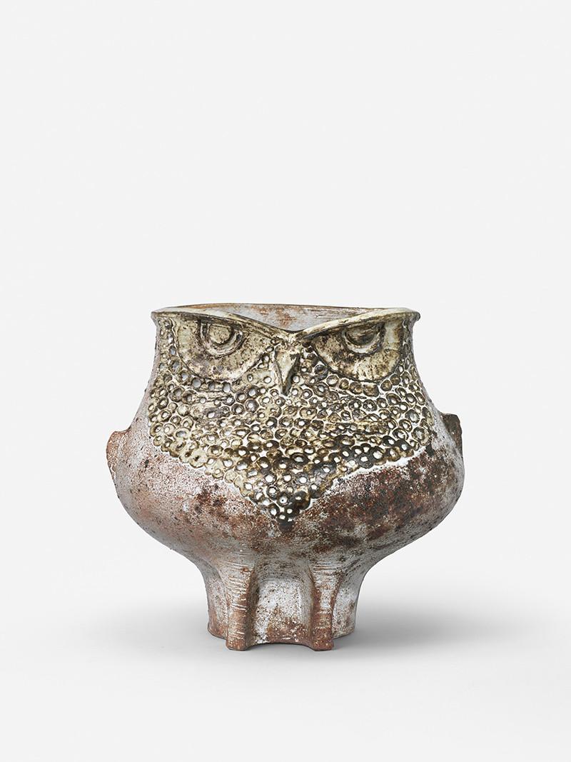 Галерея Thomas Fritsch Artrium, ваза «Сова», ЖакПушан