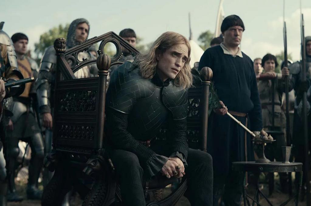 Кадр из фильма «Король»