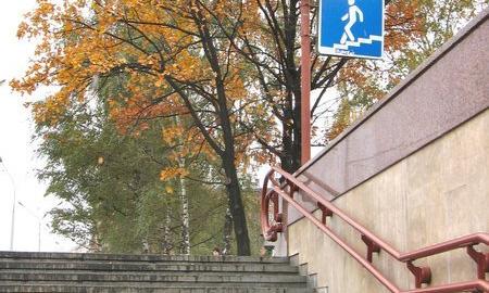 На Ленинградке открывается ультрасовременный подземный переход