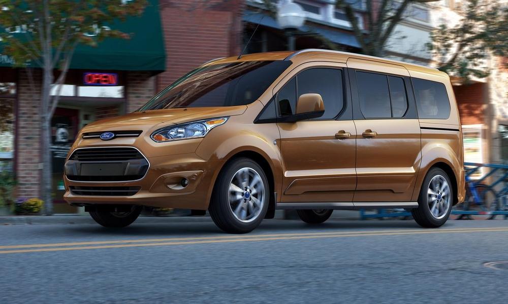 Ford выпустит нестандартный минивэн для молодежи