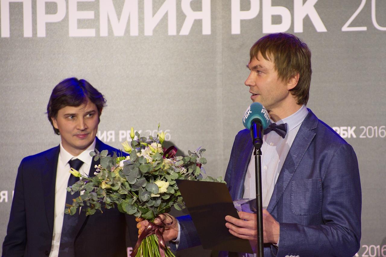 Николай Молибог и Андрей Кривенко