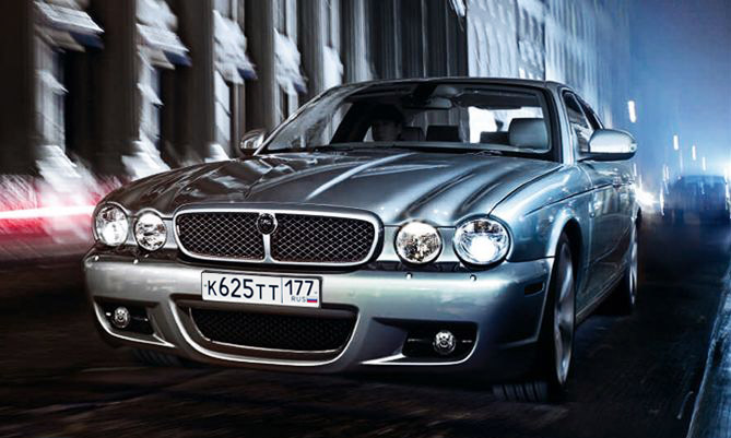 Jaguar XJ Daimler