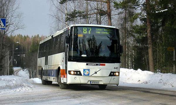 В Финляндии объявлена общенациональная забастовка транспортников