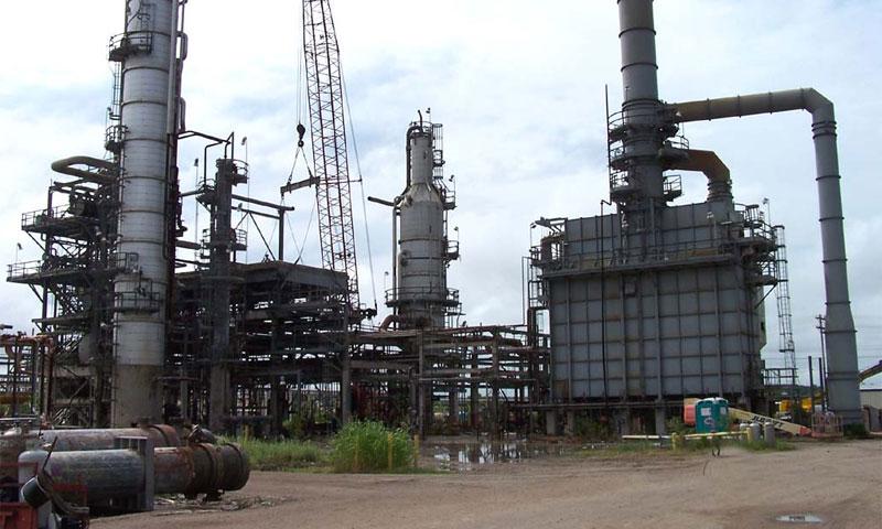 Московский НПЗ остановит производство на два месяца