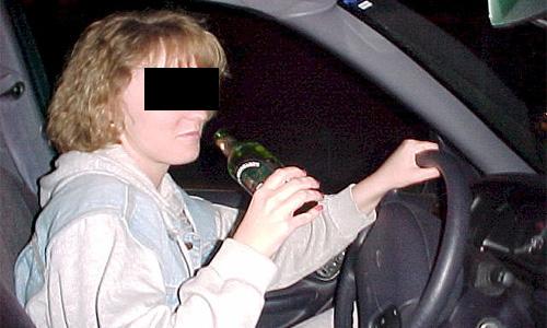Женщине, разбившей бутылку об голову сотрудника ДПС, грозит 5 лет тюрьмы