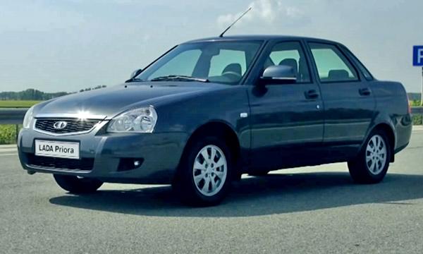 Lada Priora получит круиз-контроль и предпусковой подогреватель