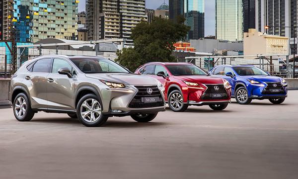 «Модельную линейку Lexus ждет расширение»