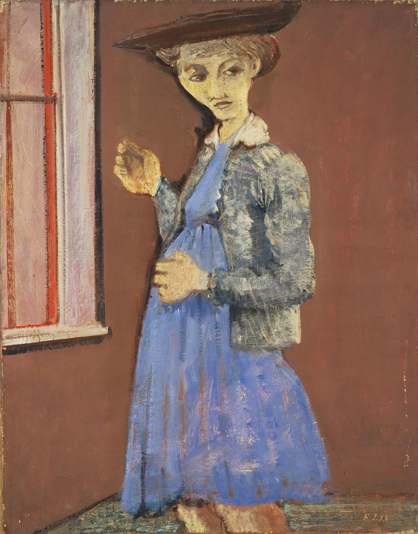Марко Ротко. «Портрет Мэри»