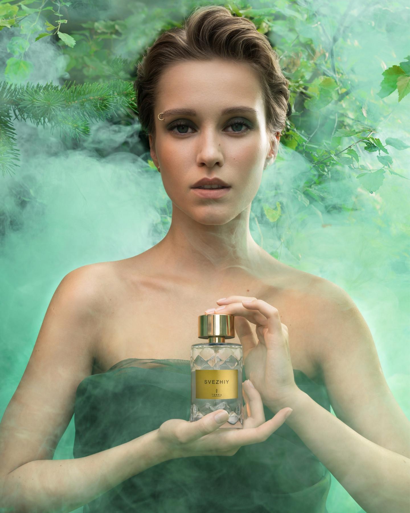 Аромат Svezhiy, Tonka Perfumes Moscow