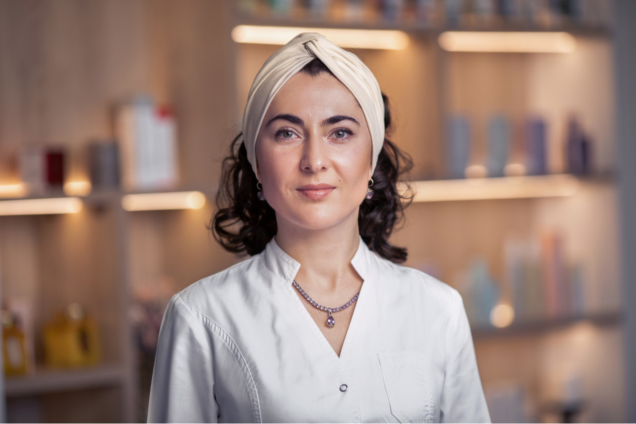 Екатерина Гатальская, эксперт по массажу Vnukovo Spa & Beauty