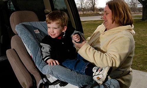 Consumer Reports отзывает тест детских автокресел