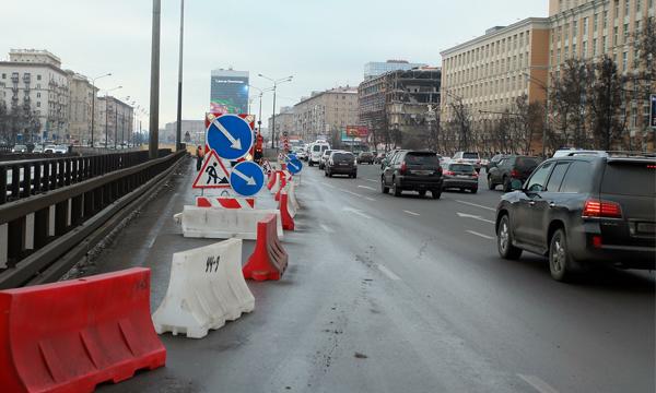 В Москве установят более 6 тысяч светодиодных знаков