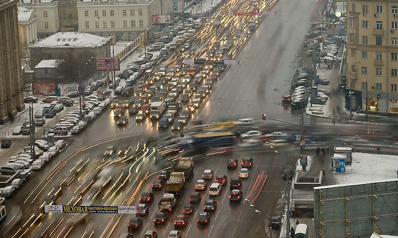42 места в Москве, которые надо объезжать стороной