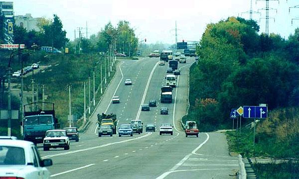 Трассу Москва-Нижний Новгород оградят барьерами
