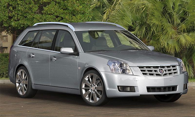 Cadillac BLS универсал