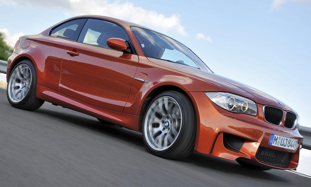 BMW 1-й серии купе