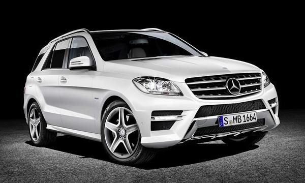 Mercedes-Benz готовит абсолютно новый внедорожник