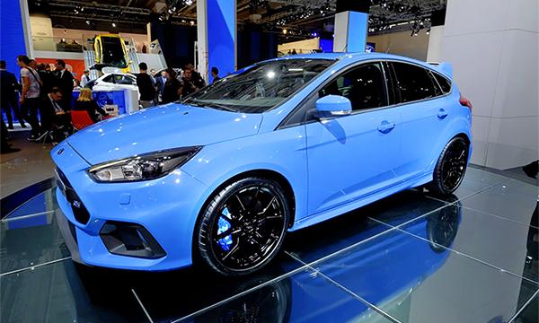 Ford раскрыл динамические характеристики нового Focus RS