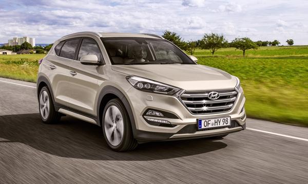 Hyundai Tucson получил новый дизельный двигатель