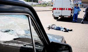 За выходные в Москве в ДТП пострадали 88 человек