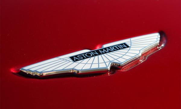 Aston Martin запатентовал названия новых моделей