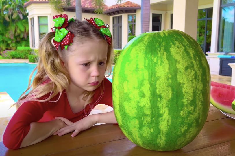 Фото: youtube.com/LikeNastya