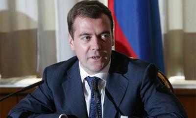 Д. Медведев подписал закон, уточняющий полномочия ГК Автодор