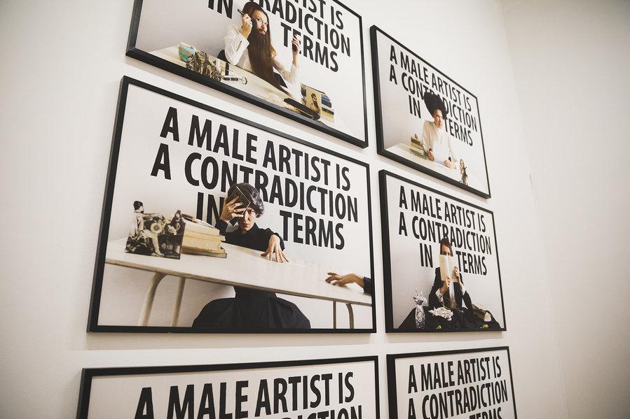 Кьяра Фумай. «Мужчина-художник – это явное преувеличение»