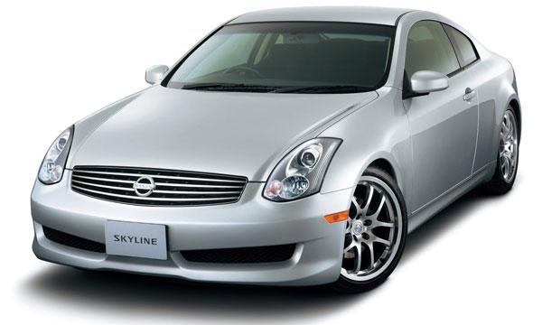 Nissan Skyline G35