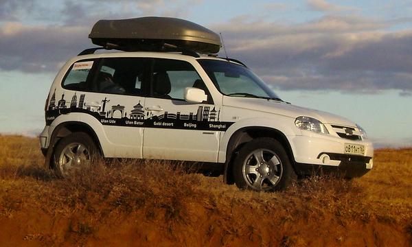 Новая Chevrolet Niva получит передний привод и АКПП